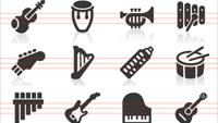 <B>3. 악기론(Instrumemtation)</B><BR><BR>1. 악기의 분류<BR><BR>로이 베넷(Roy Bennet)의 음악사전에는 악기를 「우리의 귀가 음악적 소리라고 받아들이는 것을 만들어내는데 사용되는 물체나 장치」라고 정의한다. 그런데 거의 모든 물체는 소리를 낼 수 있는 가능성이 있기 때문에, 소리를 내는 도구의 숫자는 헤아릴 수 없을 정도로 많으며 그 종류 또한 다양하기 때문에 악기의 종류는 제한이 없을 정도로 많은 것으로 예상할 수 있다. 그러나 타악기 등 특수한 경우를 제외하고, 일반적인 경우에서 각악기가 갖는 음악성의 정도에 따라 실제 음악에 적용되는 악기는 몇 종류의 전통적인 악기로 제한된다.<BR><BR>음악인류학자인 작스(Sachs Curt, 1881~1959, 獨)와 에리히 호른보스텔(Erich Moritz von Hornbostel, 1877~1935, 奧)은 모든 문화권과 모든 시대의 악기들을 기명악기(氣鳴樂器, aerophones), 체명악기(體鳴樂器, idiophones), 막명악기(膜鳴樂器, Membranophones), 현명악기(絃鳴樂器, chordophones), 전명악기(電鳴樂器, mechanical & electrical instruments) 등 다섯 가지의 종류로 분류하였다. 이 같이 분류한 기준은 소리나는 물체의 성질이며, 이렇게 분류된 악기들은 다시 발성과정의 특성에 따라 세부적으로 분류된다. <BR><BR>현재 서양음악에서 사용되는 악기는 이 분류법에서 소개된 악기들 중 극히 일부를 차지한다고 할 수 있다. 악기는 종류에 따라 음질은 물론, 담당하는 음역, 소리내는 방법이 서로 다르며 몇 가지 공통점에 따라 분류가 이루어질 수 있는데소리내는 방법에 근거하여 악기들은 <BR><BR>첫째, 현악기군을 들 수 있다. 현악기(絃樂器, string instrument)는 공명체에 부착된 줄을 활로 마찰하거나, 손으로 뜯거나 뚱겨서 얻는 소리를 주축으로 하는 악기이다. <BR>둘째, 관악기군으로 관(管)에 공기를 주입하여 소리내는 악기류를 말하고 이는 또다시 악기의 자재(資材)에 따라 목관악기(木管樂器, woodwind instrument) 및 금관악기(金管樂器, brass instrument)로 분류된다. 그러나 입김을 관속으로 불어 넣어 소리내는 방법은 서로 같다. <BR>셋째, 공명체 또는 발음체에 충격을 가함으로써 얻는 소리의 타악기(打樂器, percussion instrument)류인데 타악기 종류는 대략 60여 종이 넘는 악기(또는 악기적 취급)가 있어 가장 다양한 종류를 이룬다. 오케스트라에서는 이들 중 전형적인 몇 개의 타악기가 사용된다.<BR>넷째, 피아노나 오르간 등의 건반악기(鍵盤樂器, keyboard instrument)로 분류될 수 있다. <BR><BR>현대의 오케스트라에 포함되는 악기들만 보면, <BR><BR>목관악기는 플루트, 클라리넷, 오보, 바순, 색소폰 등이 있고, <BR>금관악기는 호른, 트럼펫, 트럼본, 튜바 등이 있으며, <BR>현악기로는 바이올린, 비올라, 첼로, 더블베이스, 하프, 기타 등이 있고, <BR>타악기로는 팀파니, 심벌즈, 마림바 외 다수의 악기가 포함된다. <BR><BR>이 외에 건반악기로는 피아노, 쳄발로 등이 있다. 하프, 기타 등의 현악기와 건반악기는 현대 오케스트라의 기본 편성에 포함되지 않는다. <BR><BR>악기의 성능은 과거 약 백년 동안 현저하게 변화해 왔고 가용음역(可用音域)은 물론, 음색 역시 크게 변화되어 왔다. 따라서 개개의 악기는 현재의 상태에서 거론되어야 할 것이며, 그것이 실제 음악 속에 살아 있는 최신의 상태를 취해야만 하지만, 음악 속에서 살아 있는 실제적 용례(用例)는 보통 베토벤 이후 현대까지의 작품에서 적절히 선택되는 것이 통례(通例)이다. 그 이유는 다음과 같다.<BR><BR>첫째, 베토벤시대에 관현악의 악기편성이 거의 현재에 가까운 모습으로 안정되었다. 그 때문에 베토벤과 동시대 사람들인 로시니나 베버 등의 작품 중에서도 하이든, 모차르트의 위대한 업적 위에 쌓아 올려진, 